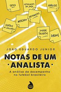 Notas de um analista: a análise de desempenho no futebol brasileiro