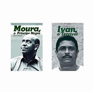 Combo Ivan, o Terrível + Moura, o Príncipe Negro