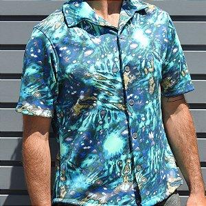 Camisa Deep Ocean Dogsz