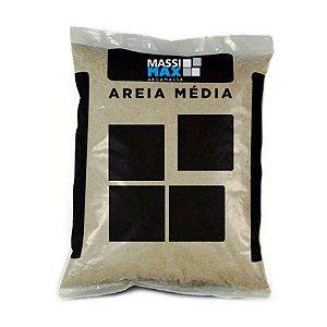 Areia Média Ensacada