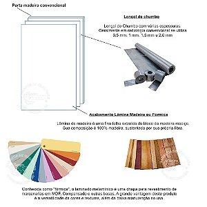 Como aplicar lençol de chumbo em portas radiológicas