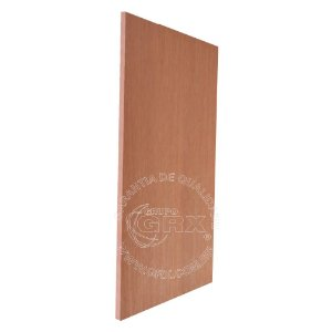 Folha Porta Madeira Raios X c/ Chumbo 0,5mmPb de 2,10x80cm