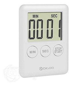 Cronômetro Digital Contagem Regressiva Programável Dg-tk30