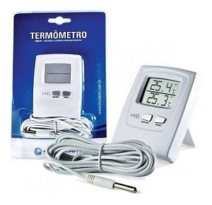 Termômetro Ambiente Refrigeração Geladeiras Freezer Incoterm