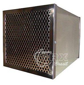 Exaustor Câmara Escura Raios X Aço Inox 110V