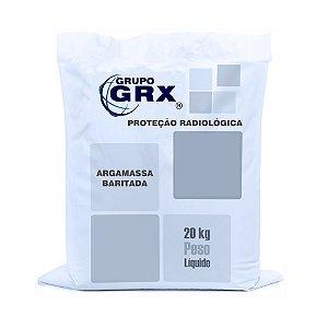 Argamassa Baritada Premium 20 kg