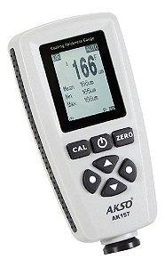 Medidor Espessura Camadas Data Logger Ak157