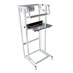 Seladora para Plástico Filete Pedal Frontal GRX 65-FP-F-SD-D