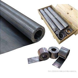 Kit Lençol de Chumbo Porta Raios X de 2120X730mm de 2,0mmPb