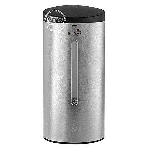 Dispenser Áutomático Inox Sabonete e Álcool Gel CA-1205