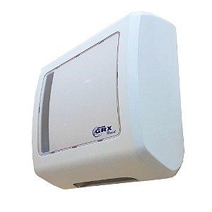 Dispenser Toalheiro ABS GRX Interfolhas 2 ou 3 dobras