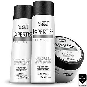 Kit Expertise Silver Vizet Profissional