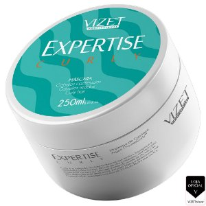 Máscara Expertise Curly 250gr Vizet Profissional
