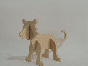 Animais 3D para Montar - Todos