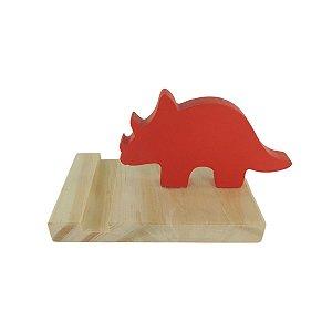 Suporte para Celular - Triceratops