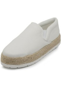 Slip-On The Box Project Long Beach Branco