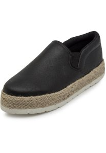 Slip-On The Box Project Long Beach Preto