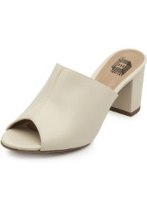 Sandalia The Box Project Maddie Off White
