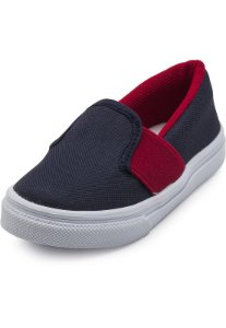 Slip-on The Box Project Main Azul Marinho