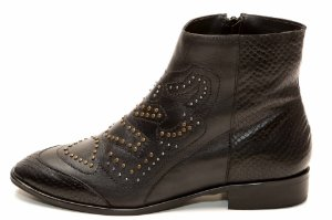 Bota The Box Project Armour Preto