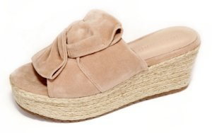 Sandália The Box Project Flatform Summer Nights Nude