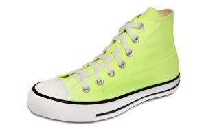 Tenis Chuck Taylor All Star Verde Fluor
