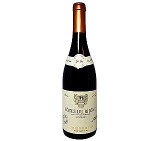 Côtes du Rhone Linteau L.Tramier e Fils 2016