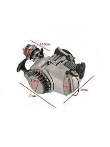 MOTOR COMPLETO PARA MINI MOTOS (49cc / 50cc)