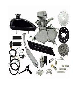 Kit Motor Completo para Bicicleta Top Performance 4º Geração 80cc