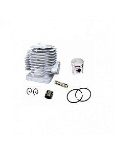 Kit Cilindro, Pistão e Anéis 44mm para Mini Motos/Quadriciclos 49cc