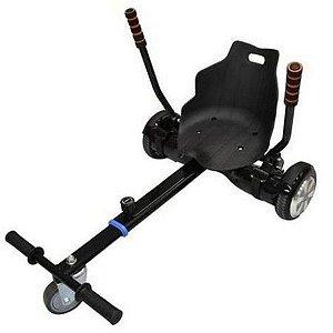 Carrinho para Hoverboard - Hover Kart (Chassis Reforçado)