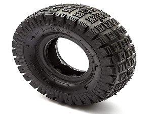 Kit 2 pneus 3.00-4 + Câmara de ar