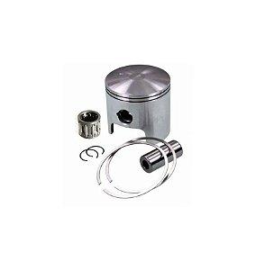 Kit Pistão + Anéis Completo 40mm para Mini Motos/Quadriciclos 49cc