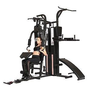 Multi Estação de Musculação - Academia Completa DSR