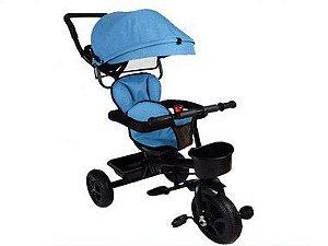 Triciclo Infantil com Capota
