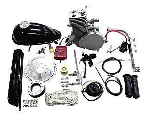 Kit Motor Completo De Bicicleta 100cc Original Mais Forte - DSR