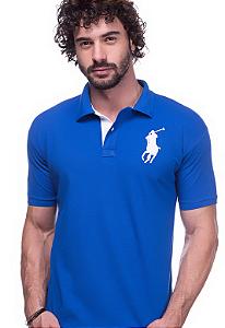 Camisa Polo Ralph Lauren Azul | Oferta