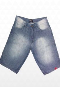 Bermuda Jeans Masculina - Abercrombie