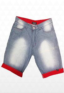 Bermuda Jeans Masculina - Hollister
