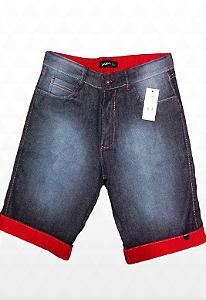 Bermuda Jeans Masculina - Lacoste