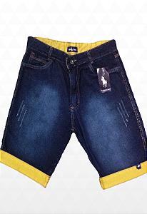 Bermuda Jeans Masculina - Ralph Lauren