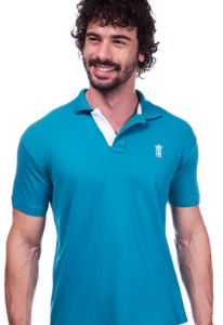 Camisa Gola Polo Sergio K Verde