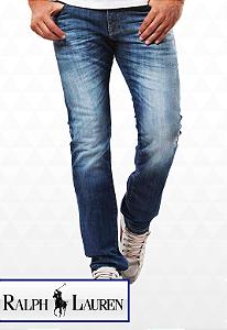 Calça Jeans Ralph Lauren