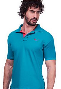 Camisa Polo Nike Verde | Oferta