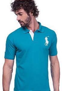 Camisa Polo Ralph Lauren Verde | Oferta