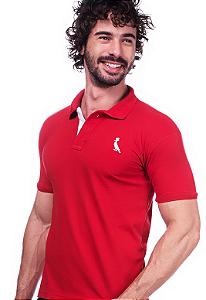 Camisa Gola Polo Reserva Vermelha