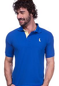 Camisa Gola Polo Reserva Azul