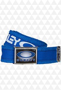 Cinto de Pano Azul da Oakley