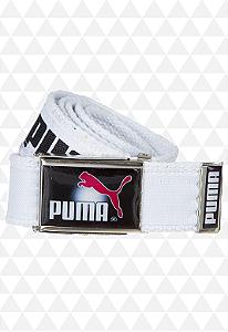 Cinto de Pano Branco da Puma