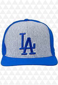 Boné Los Angeles Azul - Aba Reta